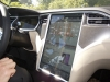 The First Tesla Model S - Dashboard