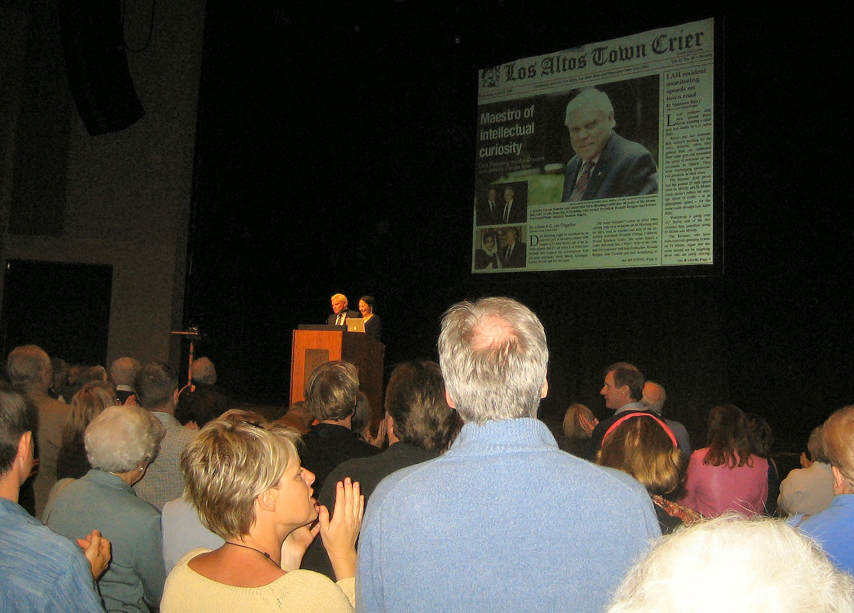 Celebrating Dick Henning 50 Years of Foothill College ...