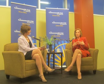Carly Fiorina in conversation with Alison van Diggelen, Commonwealth Club Silicon Valley, March 2013