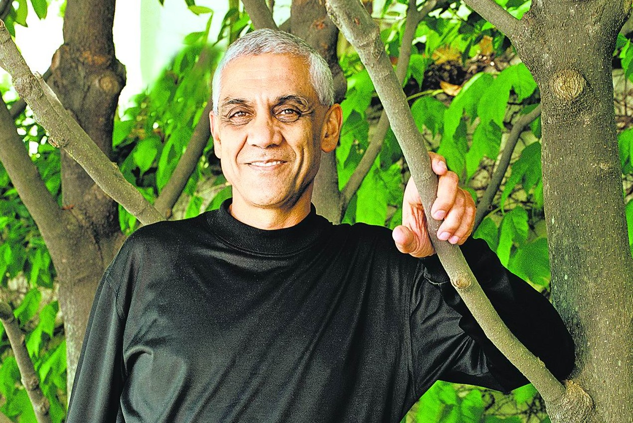 Vinod Khosla: Passion for green tech