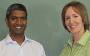 KR Sridhar and Alison van Diggelen, Fresh Dialogues Interview