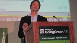 David Chen: Government Catalyst for Green Tech