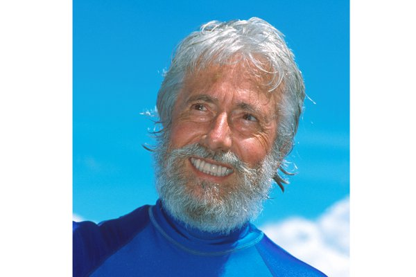 Jean-Michel Cousteau: On Climate Change
