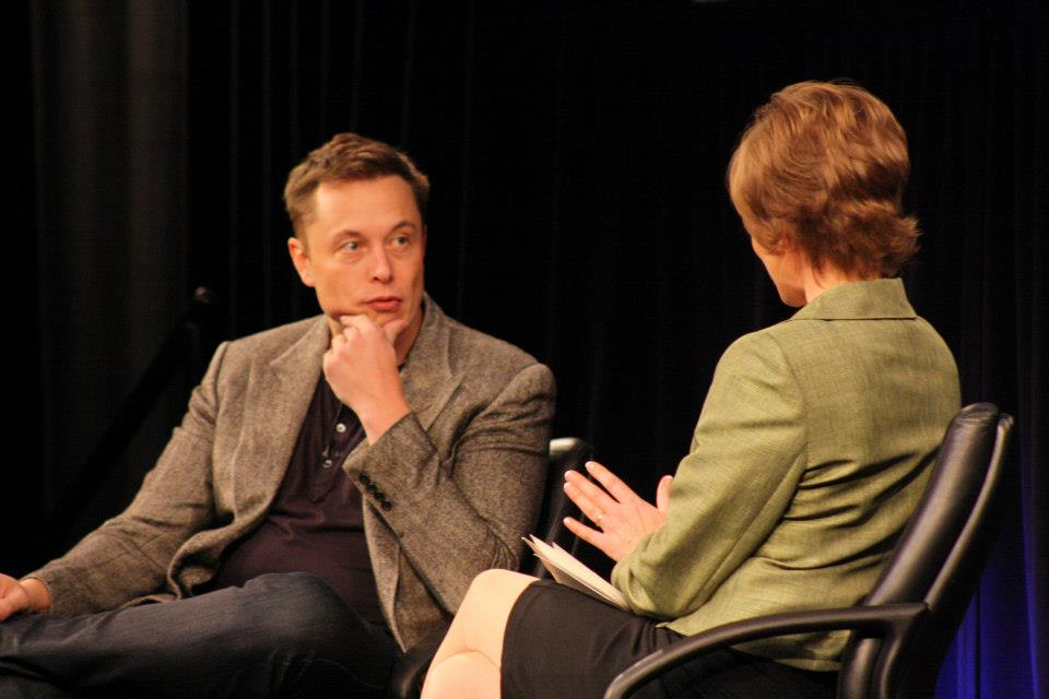 Elon Musk Tops Best Green Interviews at Fresh Dialogues