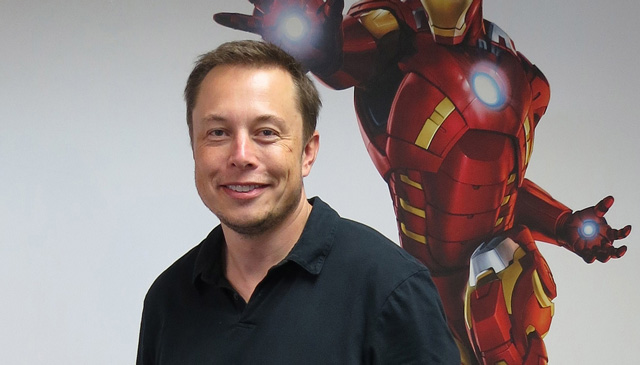 Elon Musk, Iron Man, Fresh Dialogues Transcript