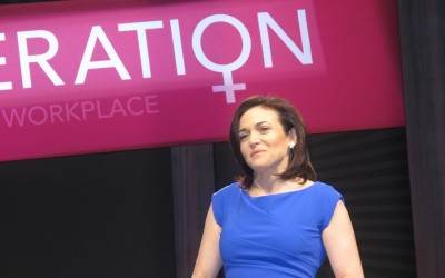 What Does Sheryl Sandberg Want? Just 5 things