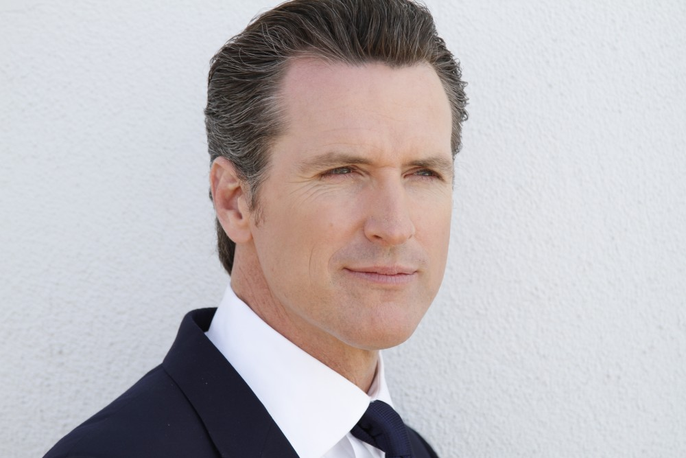 Gavin Newsom Argues for National Carbon Tax