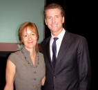 Gavin Newsom, Alison van Diggelen, Fresh Dialogues interview 2013
