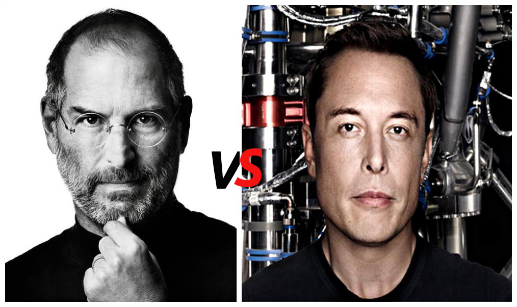 Is Elon Musk the next Steve Jobs?