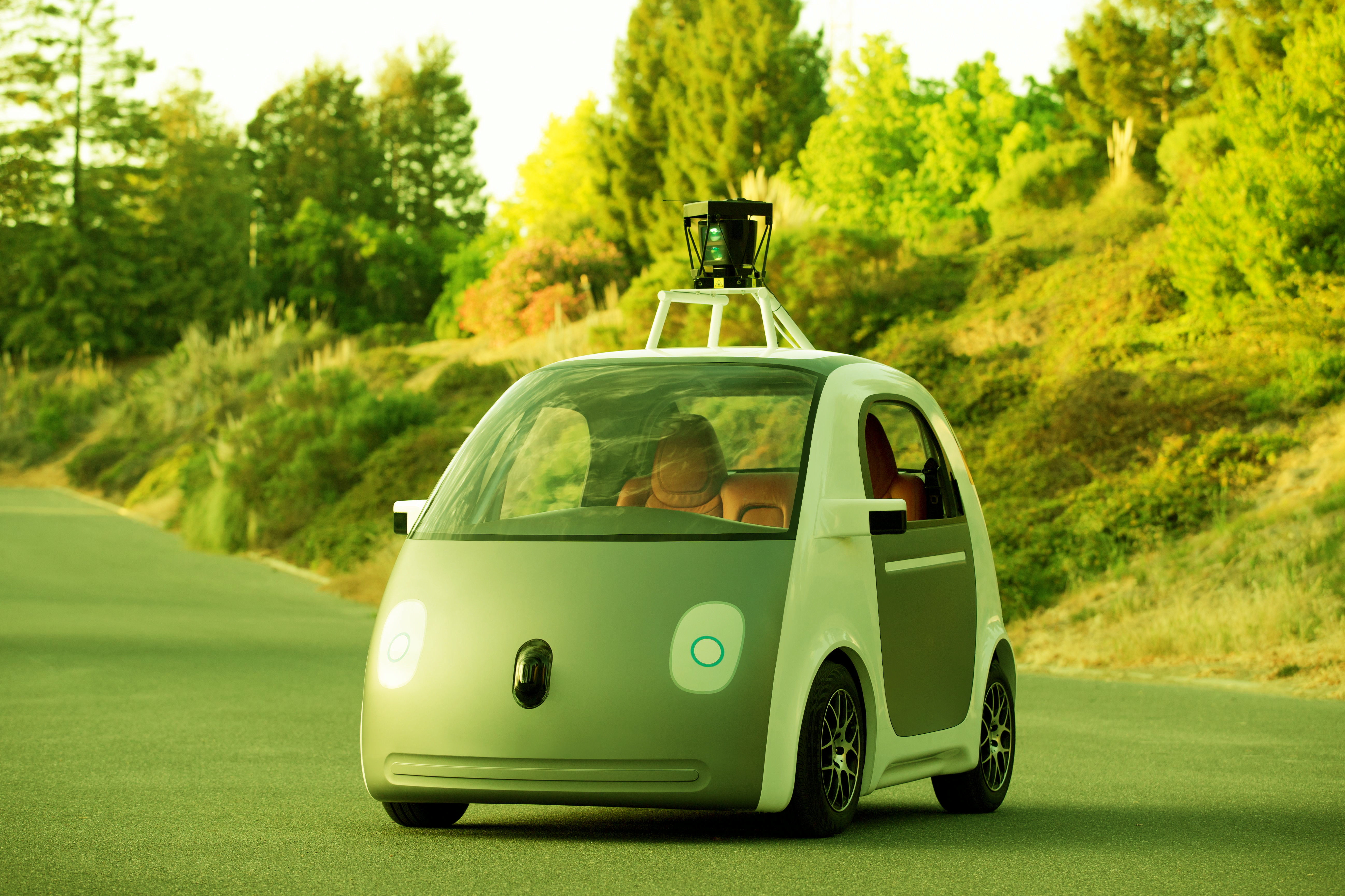 BBC Conversation: How Green is Google's Driverless Car?
