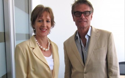 Mad Men's Harry Hamlin on Tesla, Clean Energy
