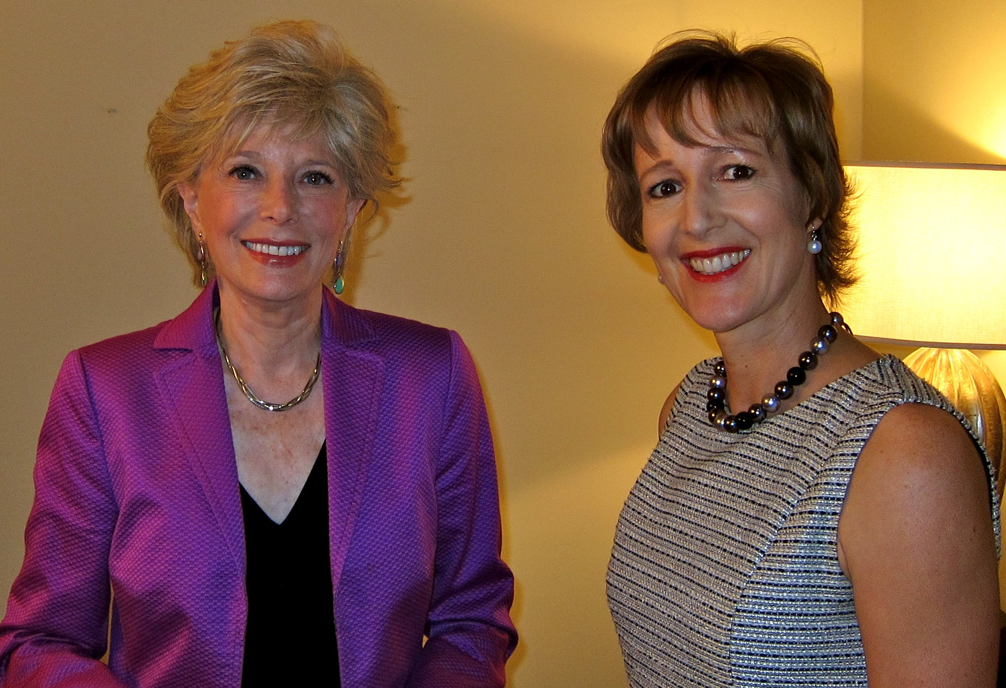 Lesley Stahl on Barbara Walters: Why They're Soul Sisters