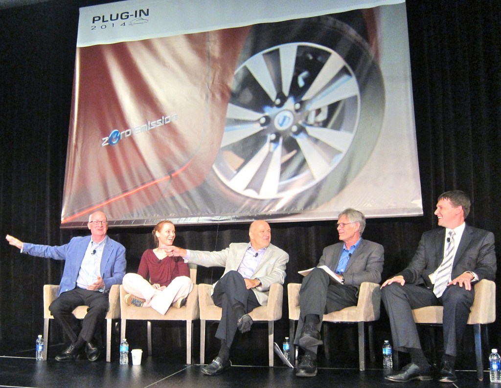 Plug-in 2014 Conference: Plenary Session on Advancing Electric Transportation
