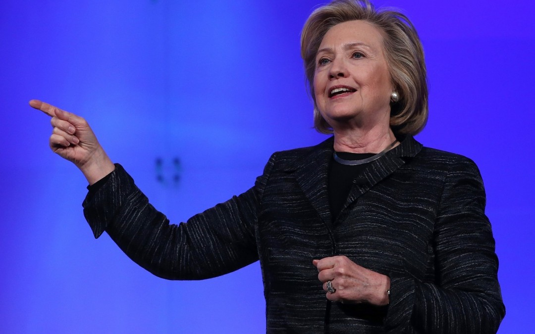 BBC Dialogues: Hillary Clinton & Women In Tech
