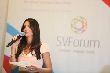 SVForum CEO Adiba Barney, Fresh Dialogues Report