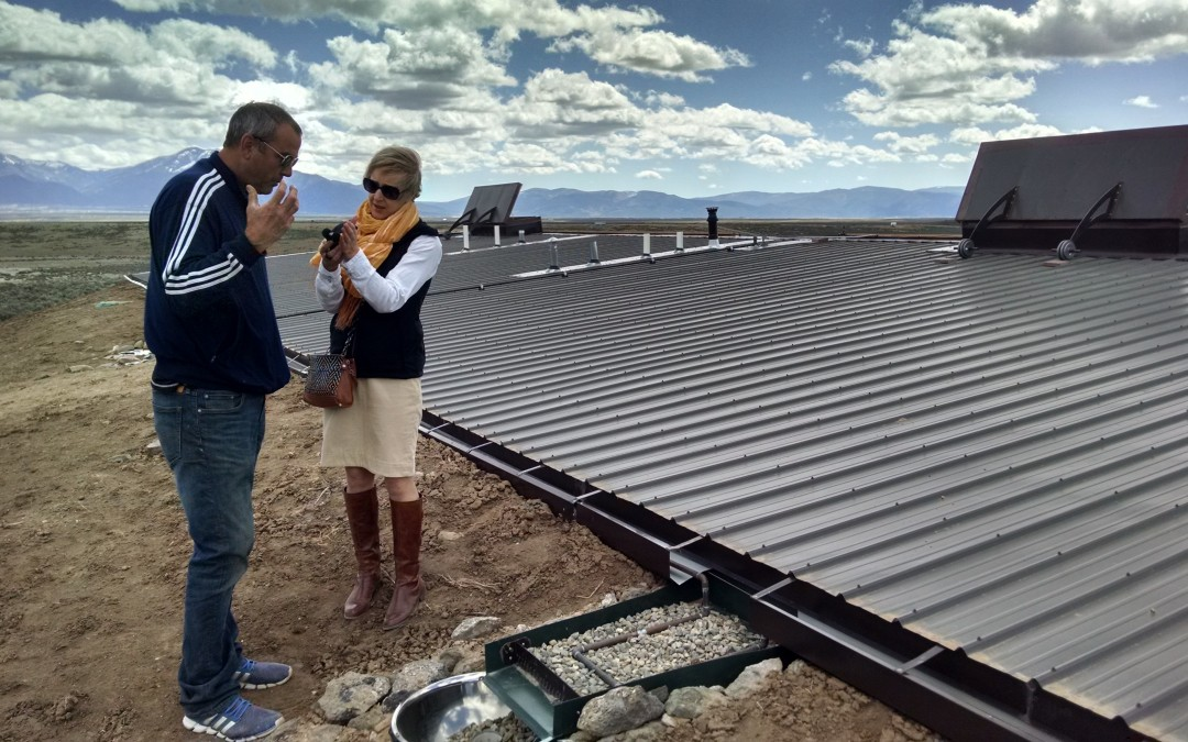 BBC Letter From Silicon Valley by Alison van Diggelen: Tech In The Time Of Drought