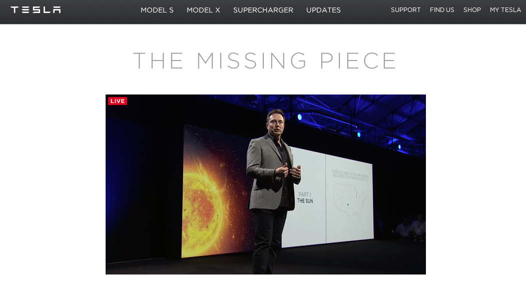 BBC Dialogues: Elon Musk Unveils Tesla Energy. Why Is It Big News?