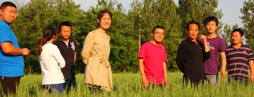 Shi Yan, Shared Harvest team, China