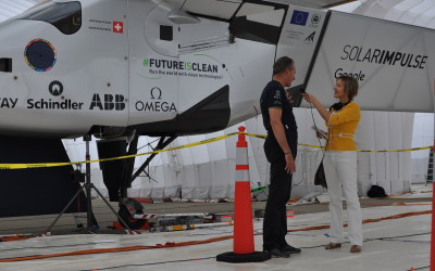 BBC Report: Solar Impulse Flight, A Kitty Hawk Moment For Clean Tech?