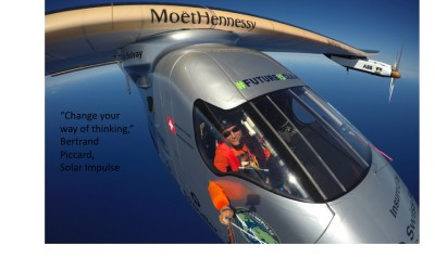 BBC Pick of the Week: Interview with Bertrand Piccard, Solar Impulse