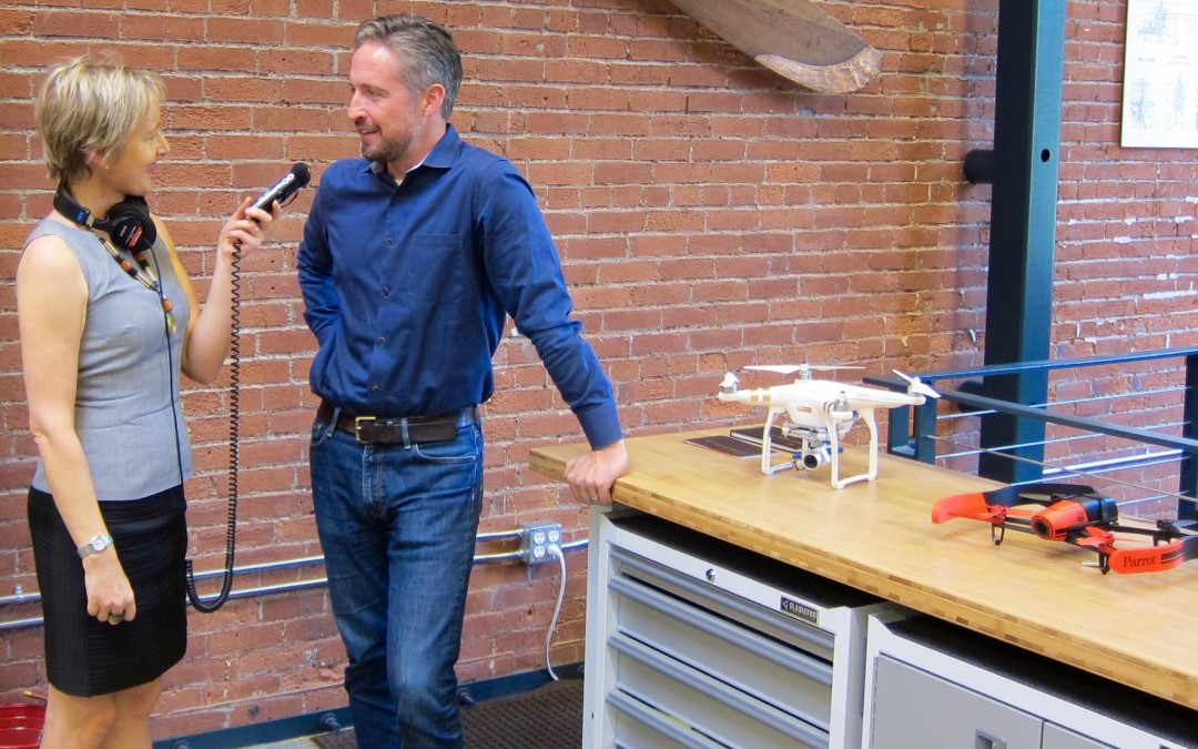 BBC Report: Portland Startups Show Jetsons Future Closer Than You Think