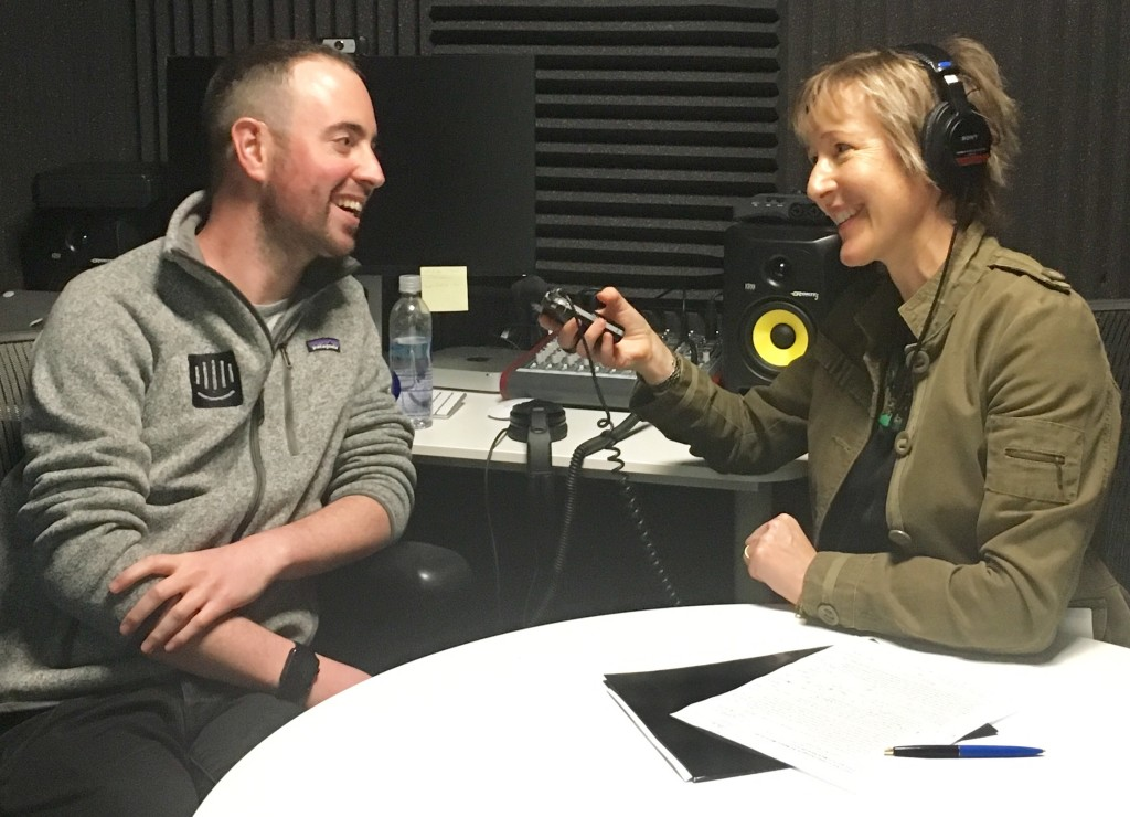 Eoghan McCabe Intercom interview by Alison van Diggelen