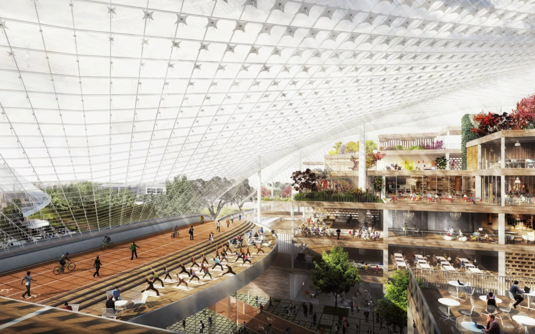 "Google Plans ""Grand Central Station"" Campus in San Jose: BBC Report"