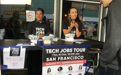 Tech Jobs Tour Hits San Francisco: BBC Report