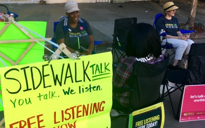 Are You Being Heard? Why Sidewalk Talk is Life-Changing: BBC Report