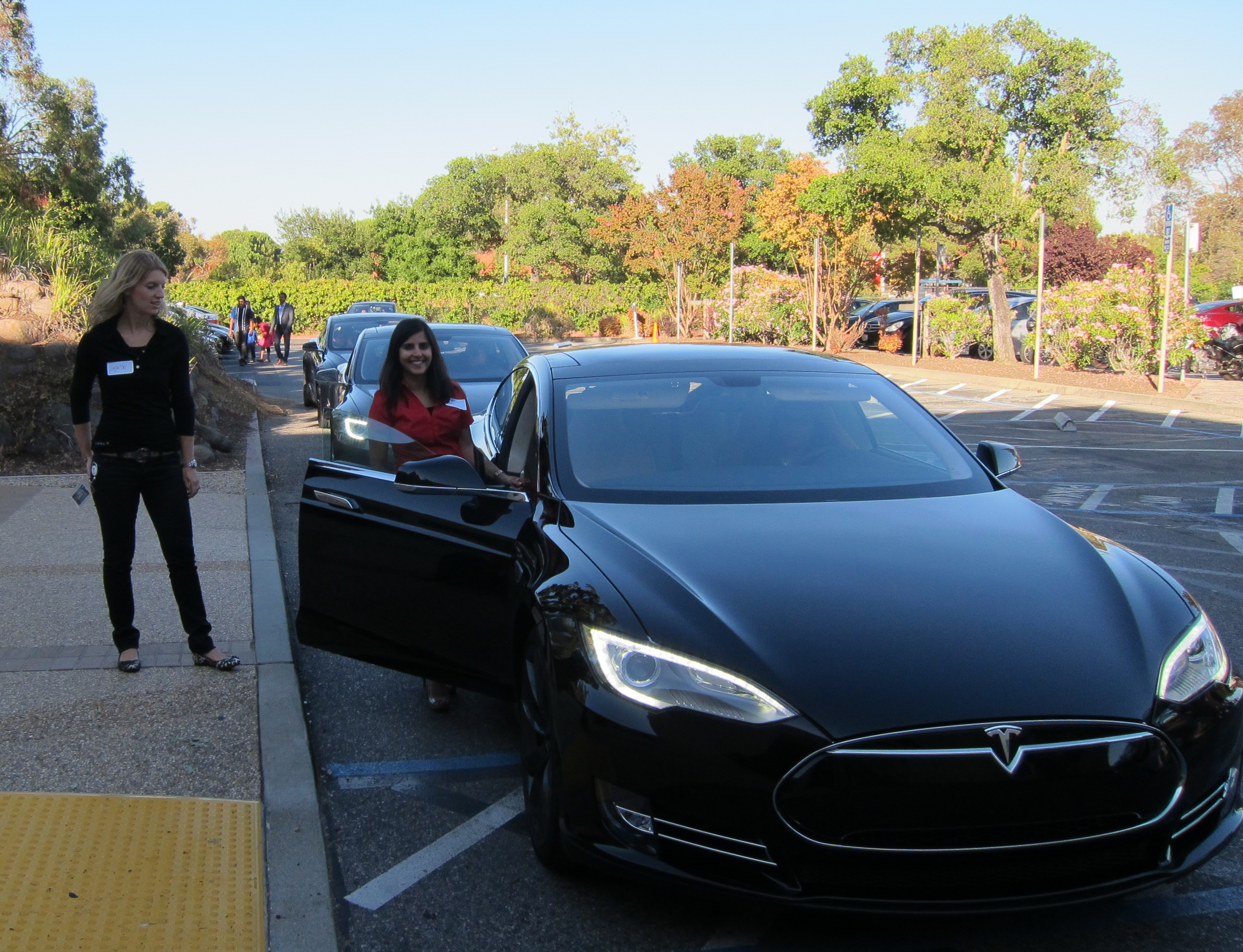 Car Moving Companies >> Girl Geeks Descend On Tesla in Silicon Valley   Fresh Dialogues